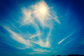 The sun — Stock Photo