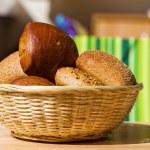 White Bread — Stock Photo #8686336