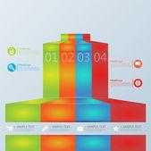 Sjabloon banners ontwerpset — Stockvector