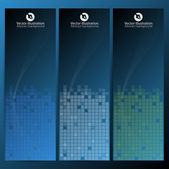 Pixel color — Stok Vektör