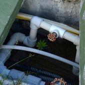 Water pipe — Stock Photo