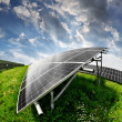 Solar panels — Stock Photo #12810796