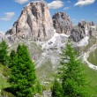 Dolomite peaks, Rosengarten — Stock Photo #12811985