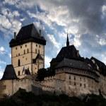 Castle Karlstejn — Stock Photo