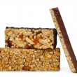 Stock Photo: Chocolate Muesli Bars
