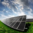 Solar panels — Stock Photo #13520231