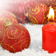 Christmas decoration — Stockfoto #13520264