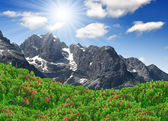 Brenta-Dolomites Italy — Stock Photo