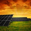 Solar panels — Stock Photo #13636341