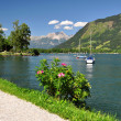 Stock Photo: Zell am see