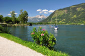 Zell am see — Stock Photo