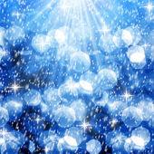 рождественские боке — Стоковое фото