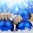 Christmas decorations — Stock Photo #16311165