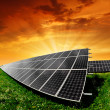 Solar energy panels — Stock Photo #16316967