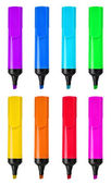 Colorful felt-tip — Stock Photo