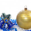 Christmas decorations — Stock Photo #17368207