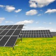 Solar panels — Stock Photo #17368377