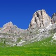Italy Alps — Stock Photo