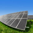 Solar energy panels — Stock Photo #18635967