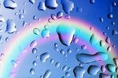 雨の滴 — ストック写真