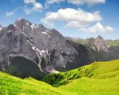 Marmolada - alpes de italia — Foto de Stock