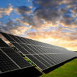 Solar energy panels — Stock Photo #19536139