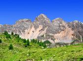 Italy Alps — Stock Photo