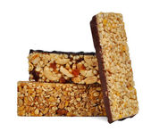 Chocolate Muesli Bars — Foto Stock