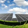 Solar energy panels — Stock fotografie #21319179