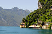 Lago di Garda ,Italy — Stock Photo