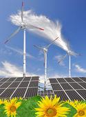 Energy concepts — Stock Photo