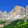 Dolomite peaks, Rosengarten — Stock Photo #23357226