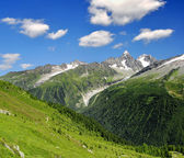 Savoy Alps-Europe — Stock fotografie