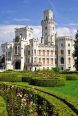 Castle Hluboka nad Vltavou — Stock Photo