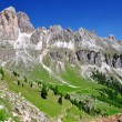 Dolomite peaks, Rosengarten — Stock Photo #25213929