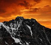 Mount dom — Stok fotoğraf