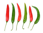 Hot chili — Stock Photo