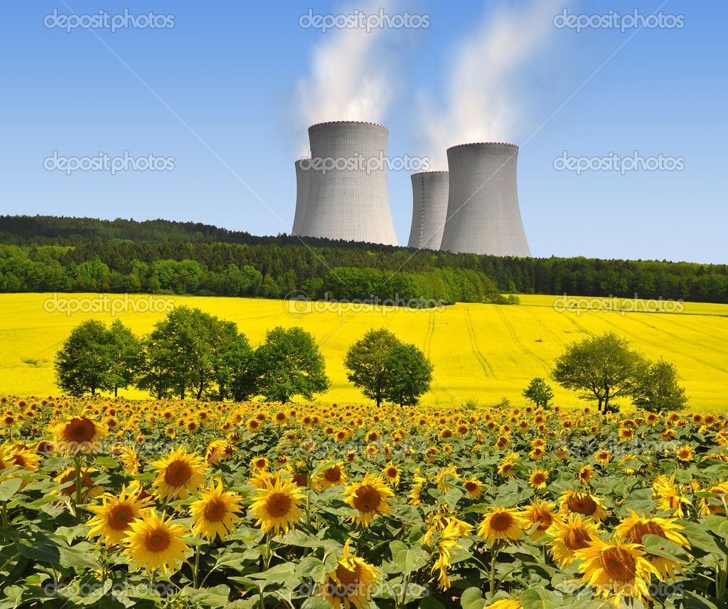 http://st.depositphotos.com/1307373/2776/i/950/depositphotos_27763685-stock-photo-nuclear-power-plant-and-sunflower.jpg