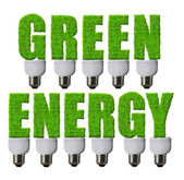 Green energy concepts — Foto de Stock