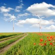 Wind turbines — Stock Photo #28937877