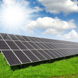 Solar panels — Stock Photo #30228575
