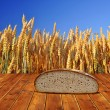 Stock Photo: Wheat bread