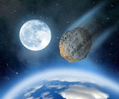 Asteroid — Stock Photo