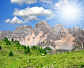 Val di San Pellegrino — Stock Photo