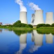 Nuclear power plant — Stock Photo #31983959