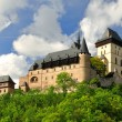 Royal castle Karlstejn — Stockfoto