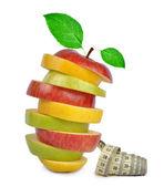 Apple mix — Stock Photo