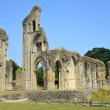 Glastonbury Abbey — Stockfoto #33771637
