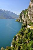 Lago di garda — 图库照片