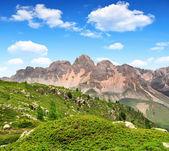 Val di San Pellegrino — Stock Photo
